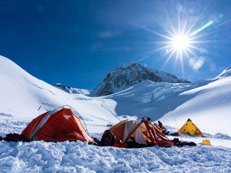 Vinson Base Camp – 27th November 2018