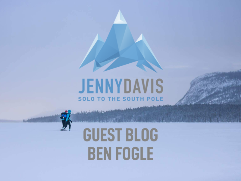 Guest Blog: Ben Fogle – 29th December 2018