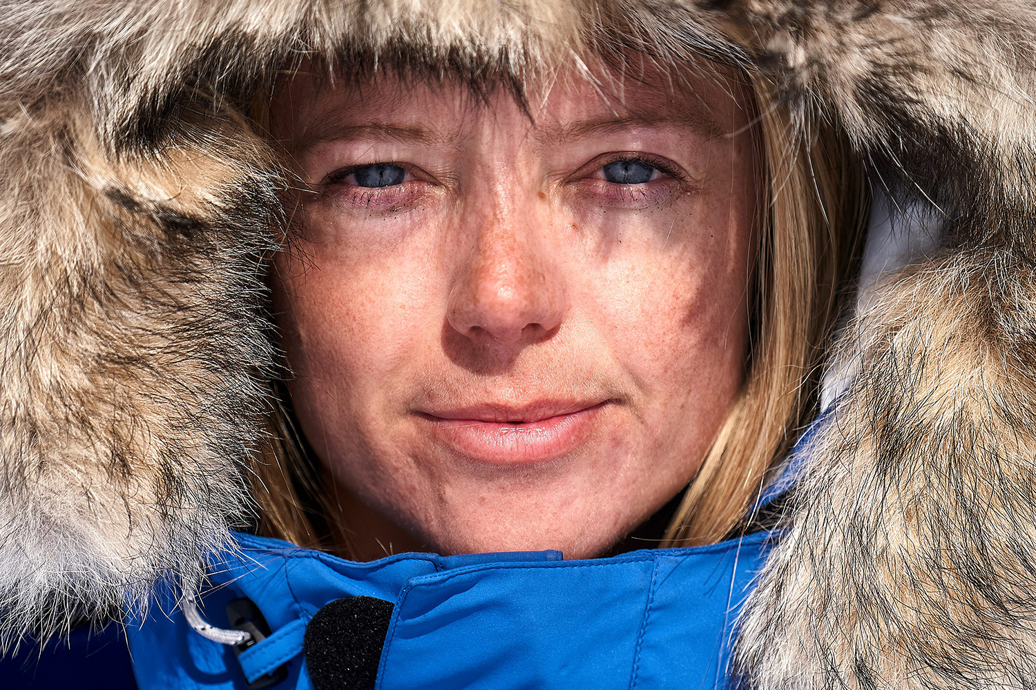 Jenny Davis: Solo To The South Pole